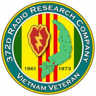 372d RRC - ASA Vietnam Photo Sculptures