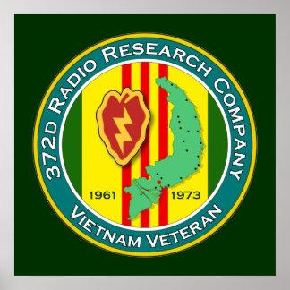 372d RRC - ASA Vietnam Print