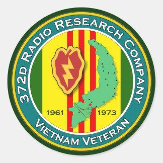 372d RRC - ASA Vietnam Stickers