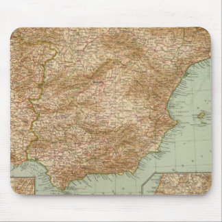 3738 Spain, Portugal Mouse Pad