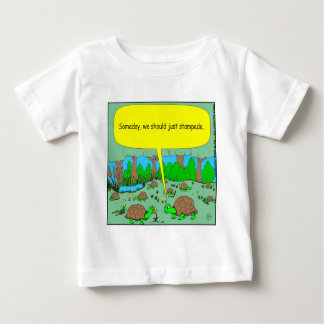 373 turtle stampede cartoon tee shirts