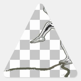373create triangle sticker