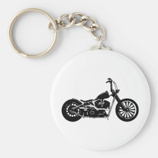 374 Chopper Bike Keychain