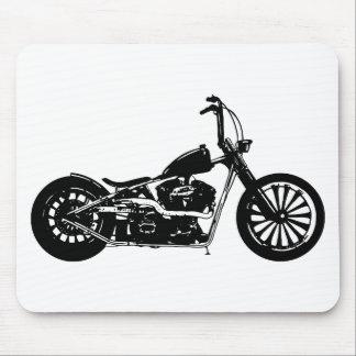374 Chopper Bike Mouse Pad