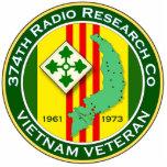 374th RRC 2 - ASA Vietnam Acrylic Cut Out