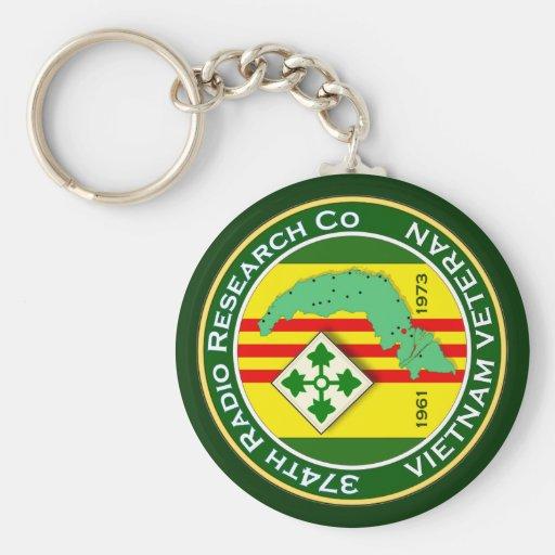 374th RRC 2 - ASA Vietnam Key Chains