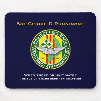 374th RRC PLB 3c - ASA Vietnam Mouse Pad