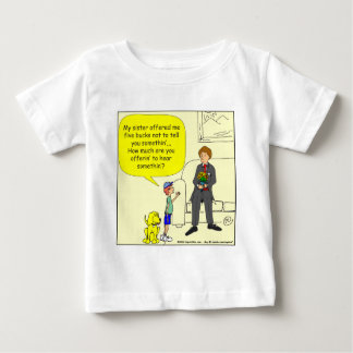 375 sister offered 5 bucks cartoon baby T-Shirt