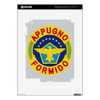 376th Aviation Regiment Decals For iPad 3