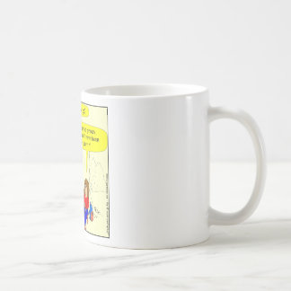 379 greasy hair cartoon coffee mug