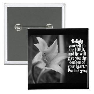 37:4 PREFERIDO DEL SALMO DE LA ESCRITURA DE LA BIB PIN