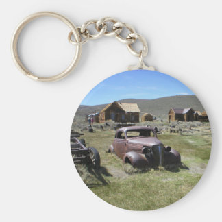 37 Chevy Coupe Keychain