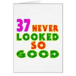 37 diseños tan buenos nunca mirados del cumpleaños tarjeta