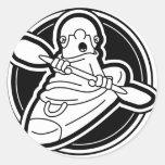 37_KC_logo Sticker