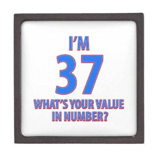 37.os diseños del cumpleaños cajas de joyas de calidad