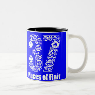 37 pedazos de instinto taza de café