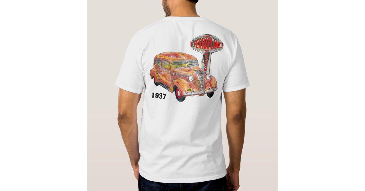 37 Terraplane Logo Car Shirt Zazzle