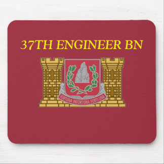 37TH ENGINEER BATTALION MOUSEPAD