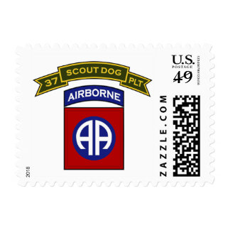37th IPSD - 82d Airborne Postage