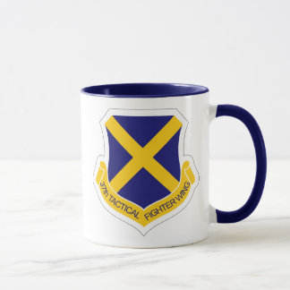 37th Tactical Fighter Wing Mug
