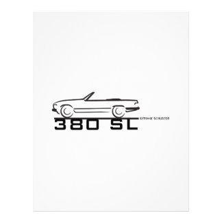 380Sl Plantilla De Membrete