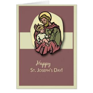 3818 St. Joseph's Day Card