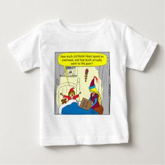 383 robin hood overhead cartoon baby T-Shirt