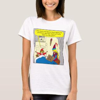 383 robin hood overhead cartoon T-Shirt