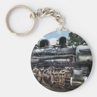 385 - Baldwin 2-8-0 Consolidation Locomotive Key Chain