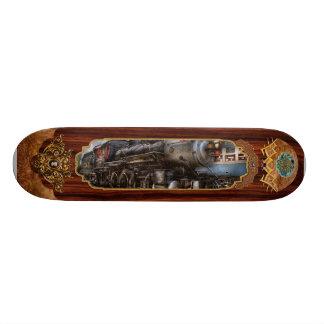 385 - Train - Steam - 385 Fully restored Skateboard Deck