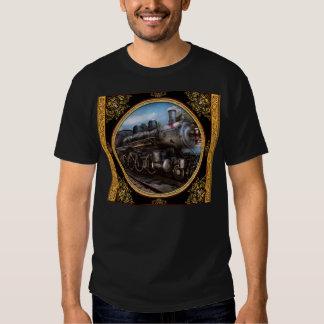 385 - Train - Steam - 385 Fully restored Tee Shirt