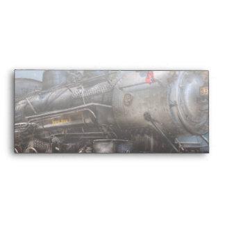 385 - Tren - vapor - 385 restaurados completamente