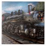 385 - Tren - vapor - 385 restaurados completamente Azulejo Ceramica
