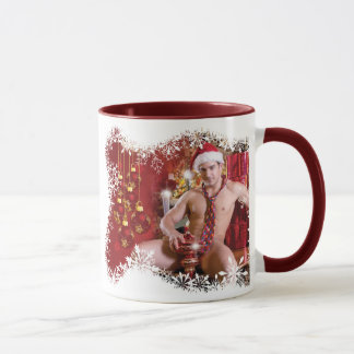 38838A-RA Chris Rockway Christmas Mug