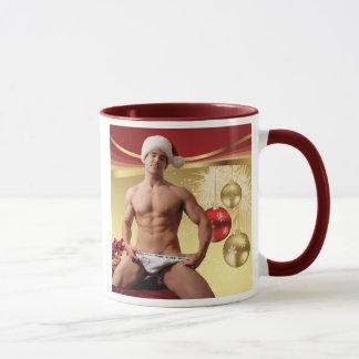 38964A-RA Chris Rockway Christmas Mug