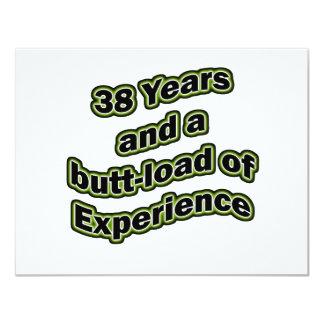 38 butt-load 4.25x5.5 paper invitation card