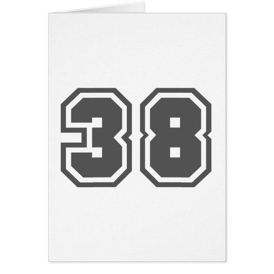 38 CARD
