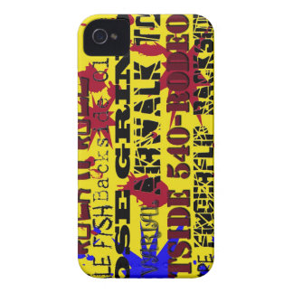 38.Popular Skateboard Trick Names Case-Mate iPhone 4 Case