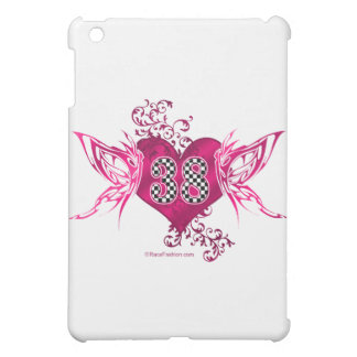 38 racing number cover for the iPad mini