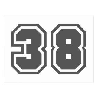 38 POSTAL