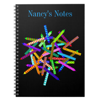 38th Birthday Gifts Notebook
