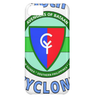 """38TH INFANTRY DIVISION """"CYCLONE"""" COVER FOR iPhone 5C"""