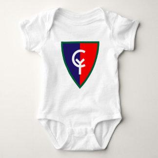 38th Infantry Divisionac Baby Bodysuit