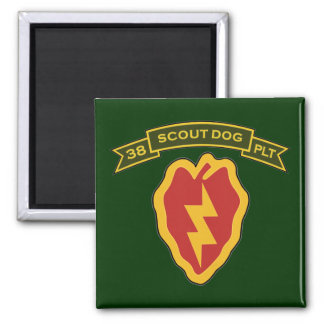38th IPSD - 25th Infantry Magnet