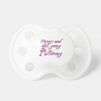 38th wedding anniversary baby pacifier