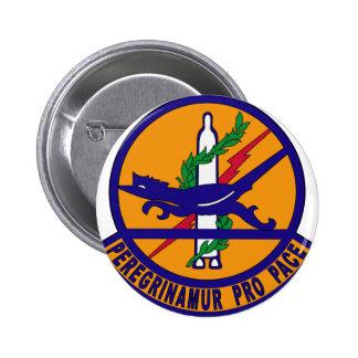 390th Missile Maintenance Squadron Pinback Button