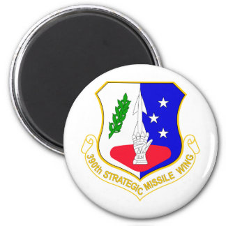 390th Strategic Missle Wing Magnet