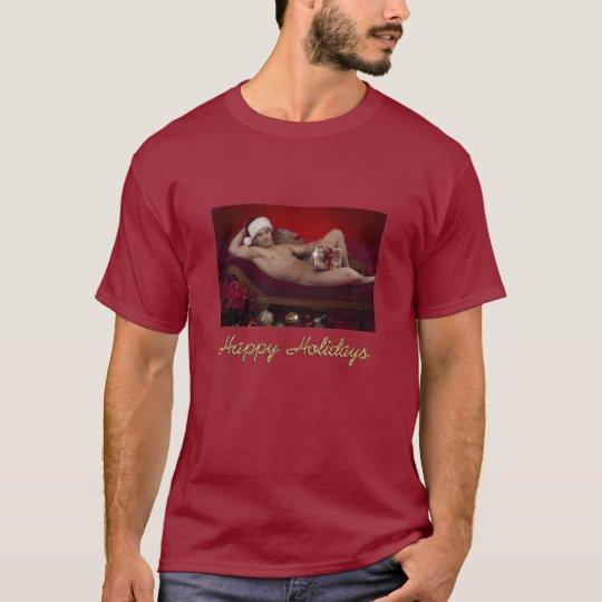 39163-RA Chris Rockway Christmas T-Shirt