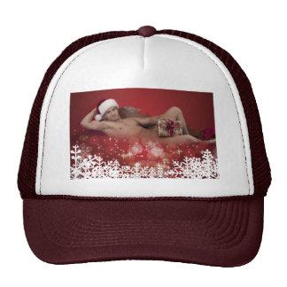 39163A-RA Chris Rockway Christmas Trucker Hat