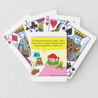 392 me ponen abajo al dibujo animado del sueño barajas de cartas